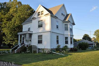 Lexington Single Family Home For Sale: 207 N Oak