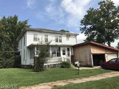 Lexington Single Family Home For Sale: 301 E Wall St