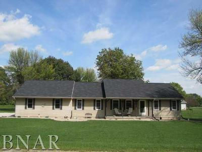 LeRoy Single Family Home For Sale: 311 Blue Jay Drive