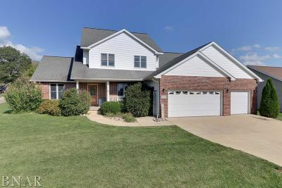 Heyworth Single Family Home For Sale: 509 Trotter