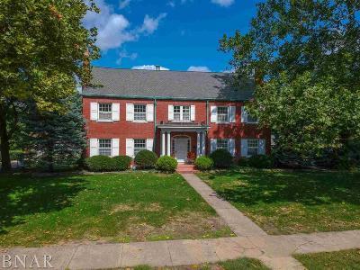 Bloomington Single Family Home For Sale: 1110 E Monroe