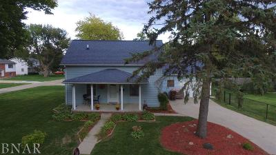 LeRoy Single Family Home For Sale: 811 N White