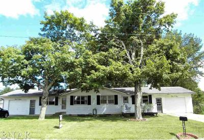 Mackinaw Multi Family Home For Sale: 307 & 309 S Juliana St.
