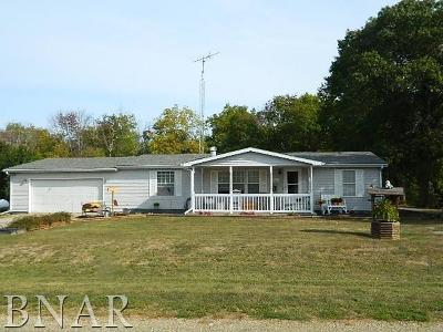 Weldon Single Family Home For Sale: 7911 Buttercup Road