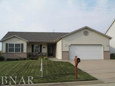 Normal Single Family Home For Sale: 1400 Shannon