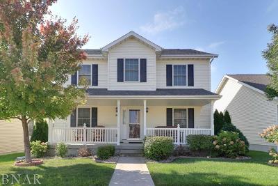 Normal Single Family Home For Sale: 1003 Teegan