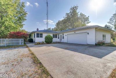 Clinton IL Single Family Home For Sale: $199,900