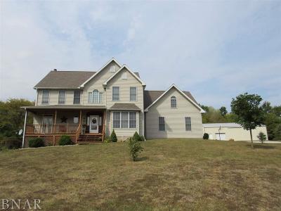 Clinton IL Single Family Home For Sale: $299,900