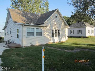 Weldon Single Family Home For Sale: 28 Ash
