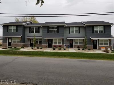 Lexington Multi Family Home For Sale: 114, 116, 118 N Cedar