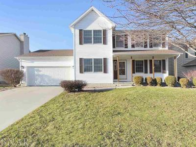 Normal Single Family Home For Sale: 1014 Crooked Stick