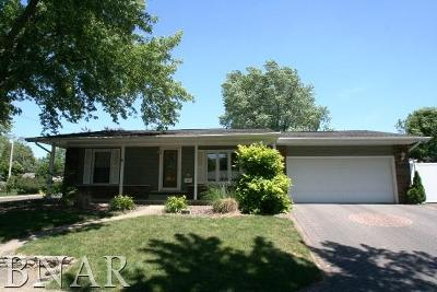 Mackinaw Single Family Home For Sale: 403 S Tazewell