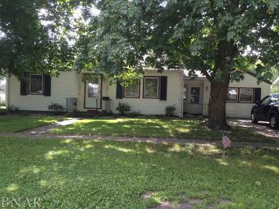 Lexington Single Family Home For Sale: 206 S Oak Street