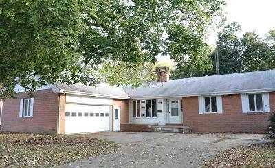 Clinton Single Family Home For Sale: 812 W Main