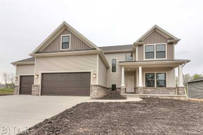 Downs Single Family Home For Sale: 205 Eldon Drive