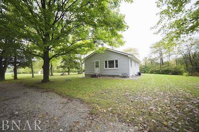 Lexington Single Family Home For Sale: 22398 Pj Keller Hwy