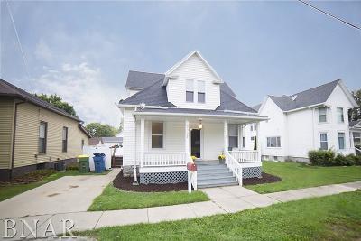 Lexington Single Family Home For Sale: 208 S West