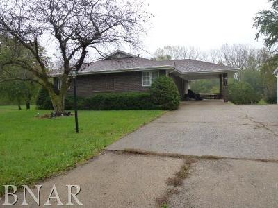 Clinton Single Family Home For Sale: 910 S Quincy