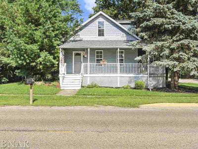 Downs Single Family Home For Sale: 101 N Seminary