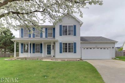 Normal Single Family Home For Sale: 1501 Spyglass