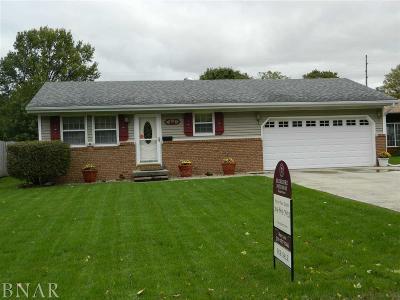 LeRoy Single Family Home For Sale: 503 W Warren