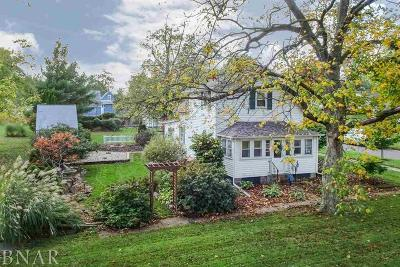 Mackinaw Single Family Home For Sale: 600 S Main
