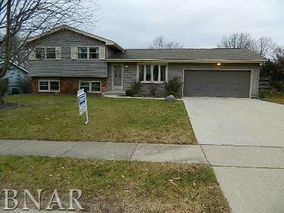 Normal Single Family Home For Sale: 207 Edwards