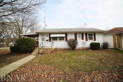 Lexington Single Family Home For Sale: 101 S Cherry