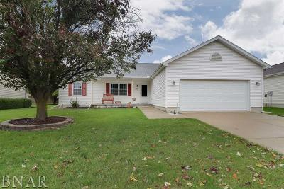 Normal Single Family Home For Sale: 406 Wildberry