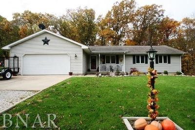 Mackinaw Single Family Home For Sale: 9 Victoria