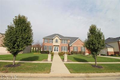 Bloomington Single Family Home For Sale: 18 Derby Way