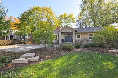 Bloomington Single Family Home For Sale: 21 Sunset Road