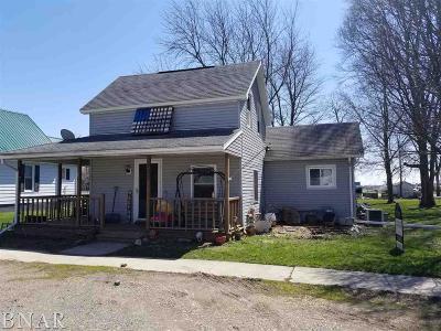 McLean Single Family Home For Sale: 205 W Carlisle