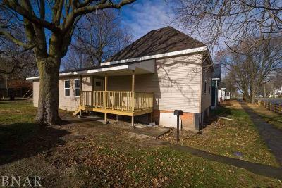 Clinton Single Family Home For Sale: 401 W North