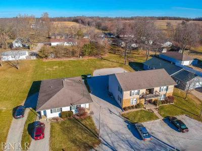 Mackinaw Multi Family Home For Sale: 610-612 E Madison