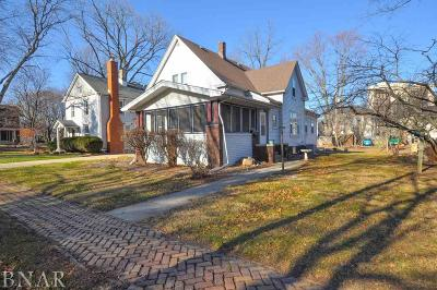 Normal Single Family Home For Sale: 308 Florence