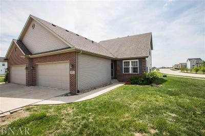 Normal Single Family Home For Sale: 3617 Chardonnay