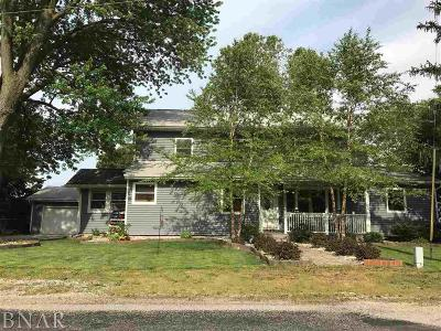 McLean Single Family Home For Sale: 404 Clinton