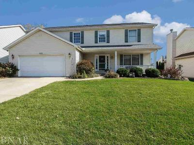 Normal Single Family Home For Sale: 1530 Augusta Drive