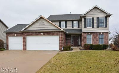 Normal Single Family Home For Sale: 1717 Fraser Drive