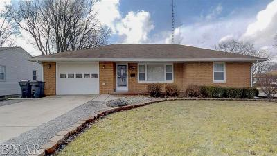 Normal Single Family Home For Sale: 907 S Adelaide