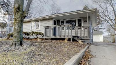 Normal Single Family Home For Sale: 104 E Vernon
