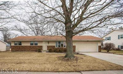 Normal Single Family Home For Sale: 202 N Parkside