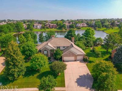 Bloomington Single Family Home For Sale: 4 Smokey