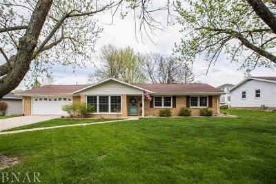 Normal Single Family Home For Sale: 500 Centennial