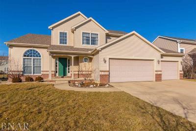 Normal Single Family Home For Sale: 2994 Buffalo Lane
