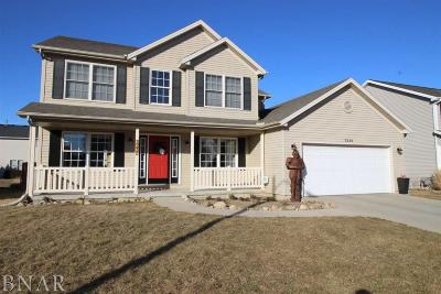 Normal Single Family Home For Sale: 3230 Topaz