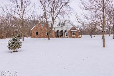 LeRoy Single Family Home For Sale: 27418 Us Highway 150