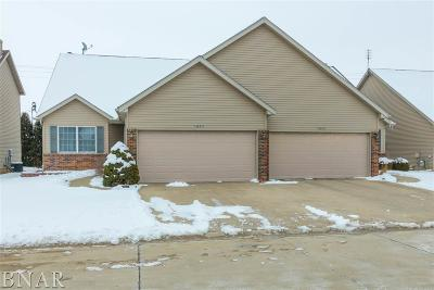 Normal Single Family Home For Sale: 1642 Frontier