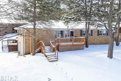 Normal Single Family Home For Sale: 1 Walton
